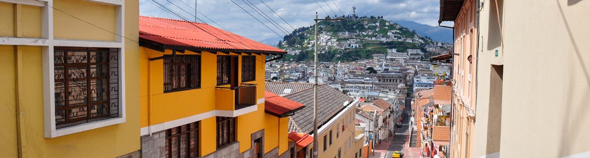 2015 Mission to Quito