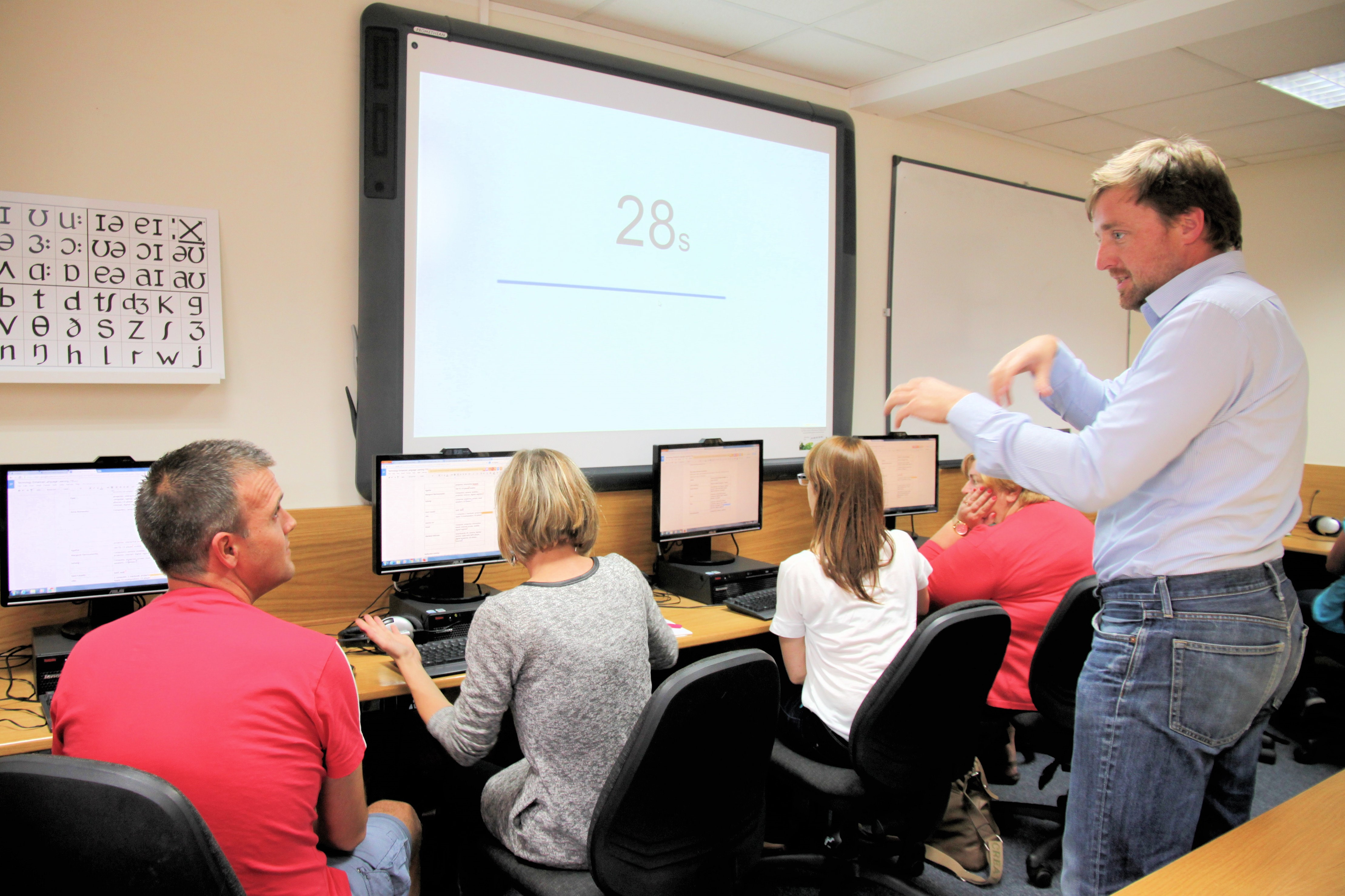 ELC Brighton launches Teaching English with Technology Course