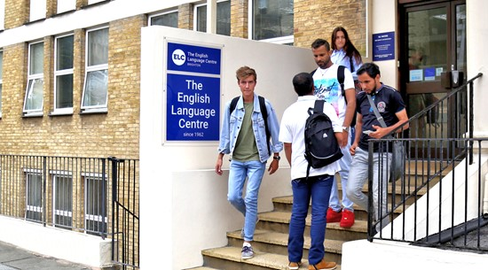 The English Language Centre (ELC) Brighton