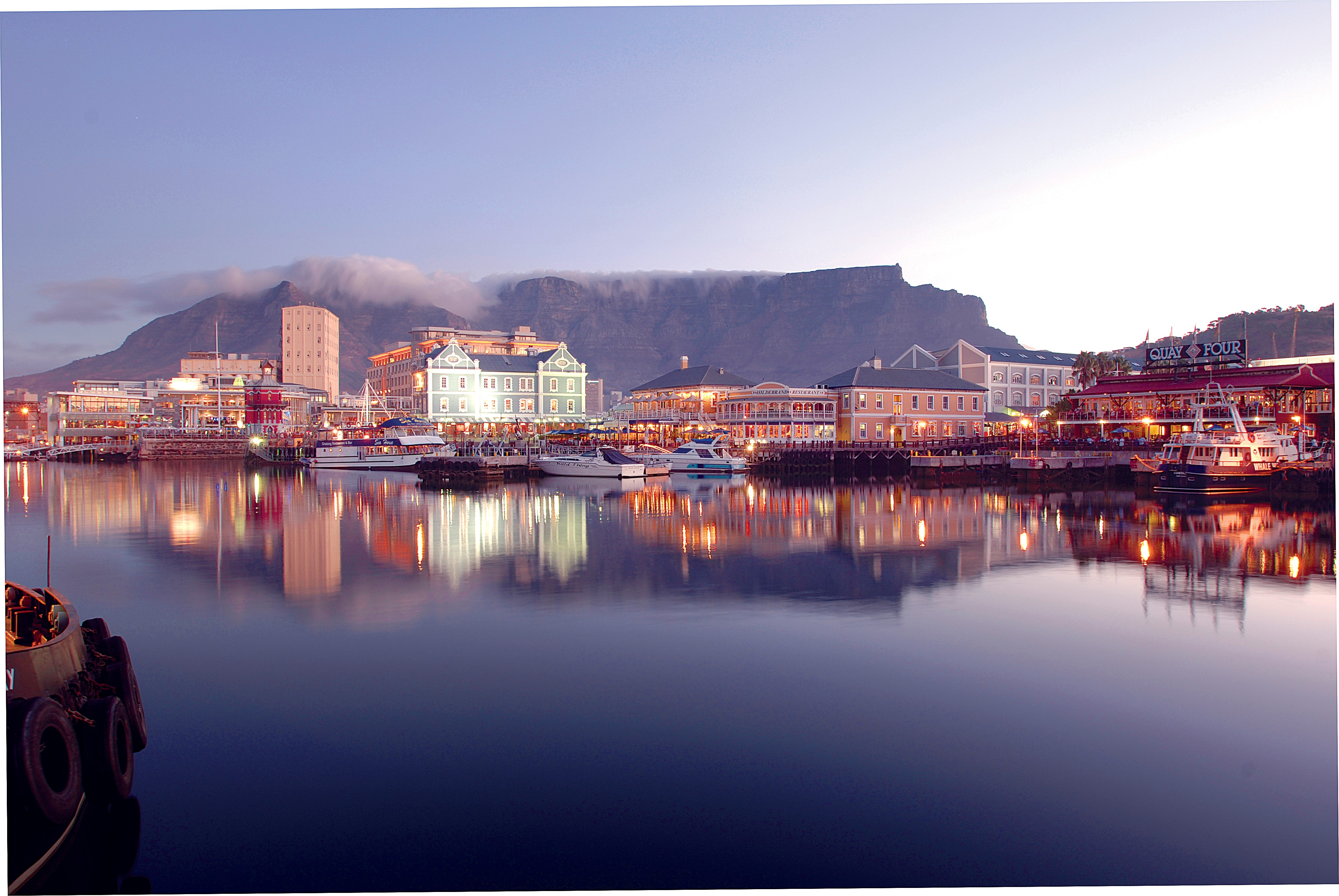 Destination Cape Town