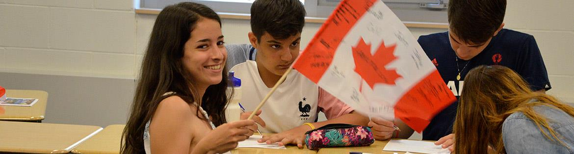 Access Hamilton English Language Camp - Summer Centre