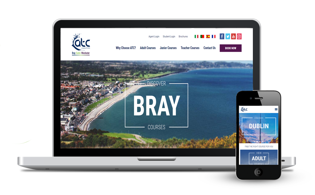 ATC New Website Launched