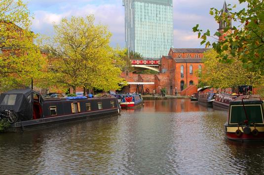 Castlefield, Manchester 5