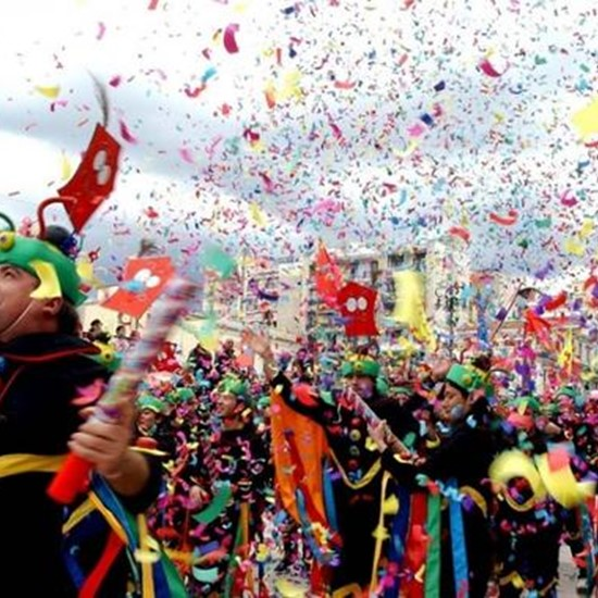Dancing in the Streets - The Limassol Carnival