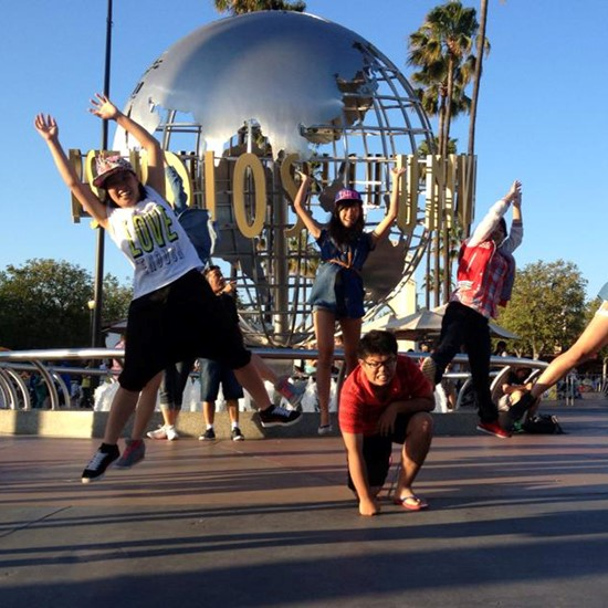 CLA Junior Study Tour Experience in San Diego