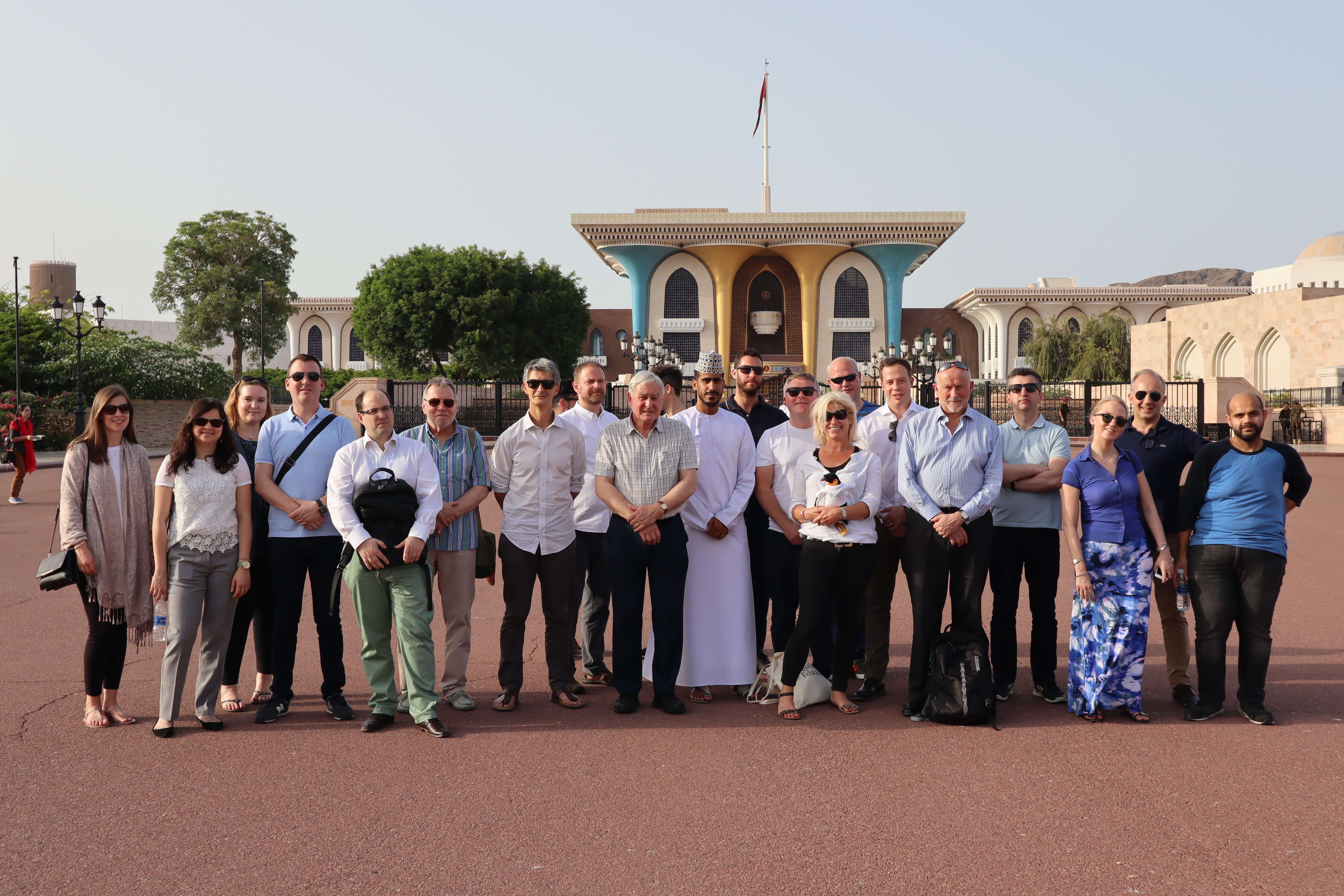 Quality English runs Market Exploration Visit to Oman in partnership with Gulf English Education