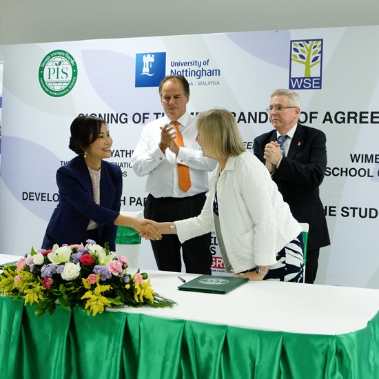 WSE becomes the first British English language centre to open in Laos