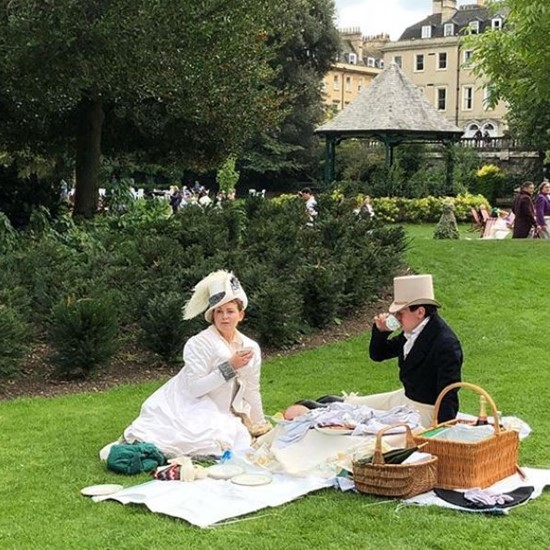 Jane Austen Festival in Bath