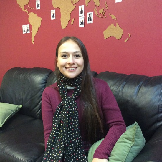 Colombian Scholarship Winner Studies English at WESLI for 4 Weeks