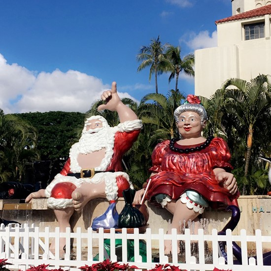 Celebrating the Holiday Season at ICC Hawaii