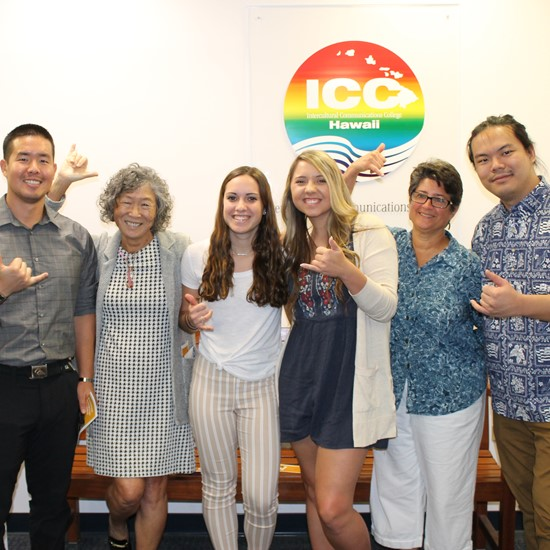 Winter Escape to ICC Hawaii- 2019