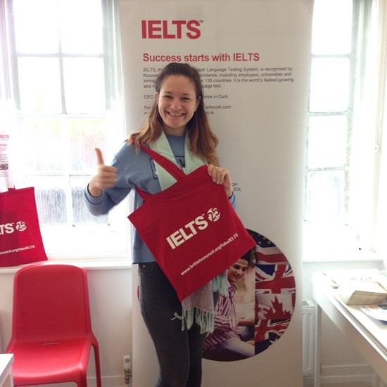 10,000th IELTS Candidate Tested by Cork English College