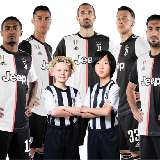 Prestigious Juventus Academy Ireland at Emerald Cultural Institute's junior summer centre
