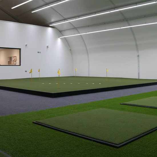 Millfield adding a brand new golf centre to its facilities