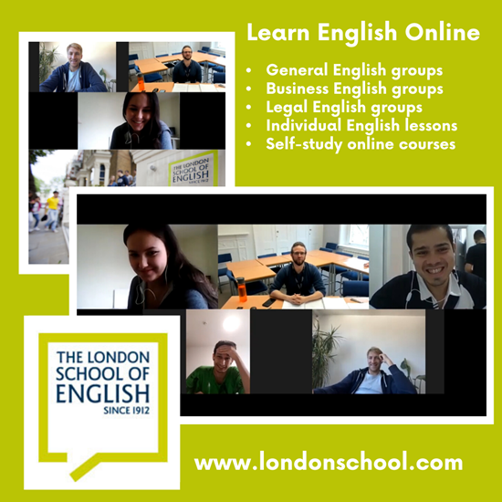The London School of English launches Virtual Groups courses