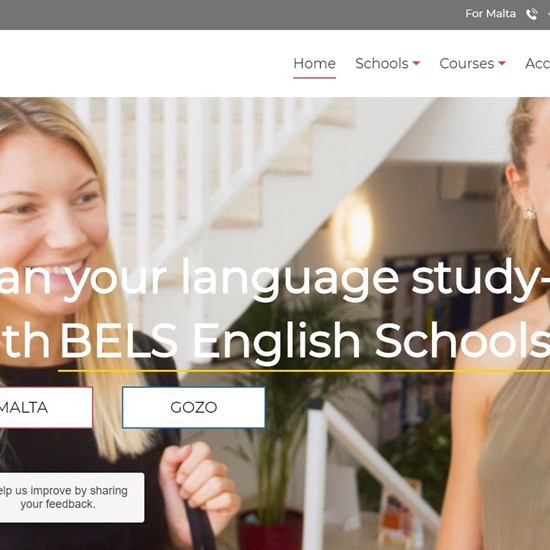 Bels Malta launch new website