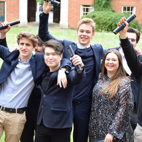 100% pass rate on St Clare's, Oxford University Foundation Programme