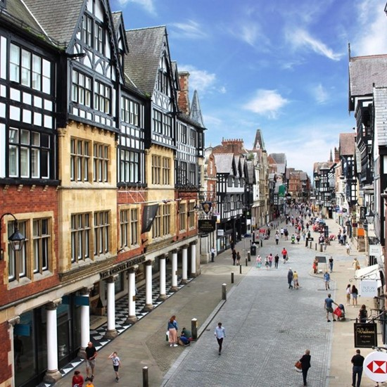 English in Chester looking forward to welcoming back students!