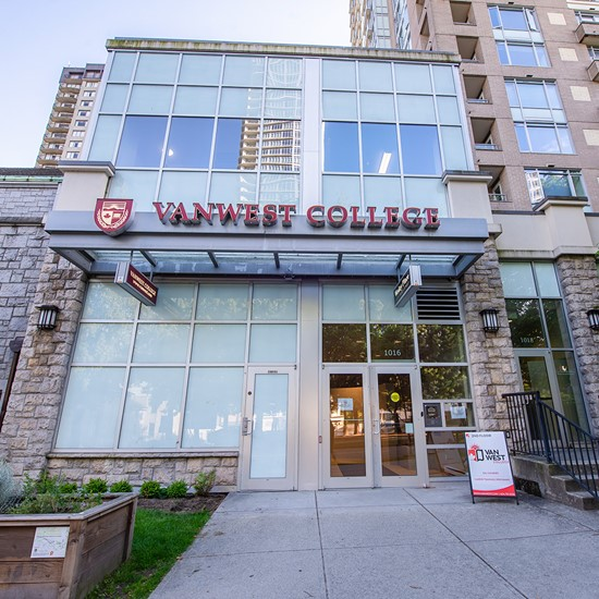VanWest College open to welcome new international students
